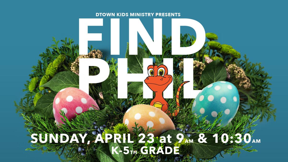 Find Phil