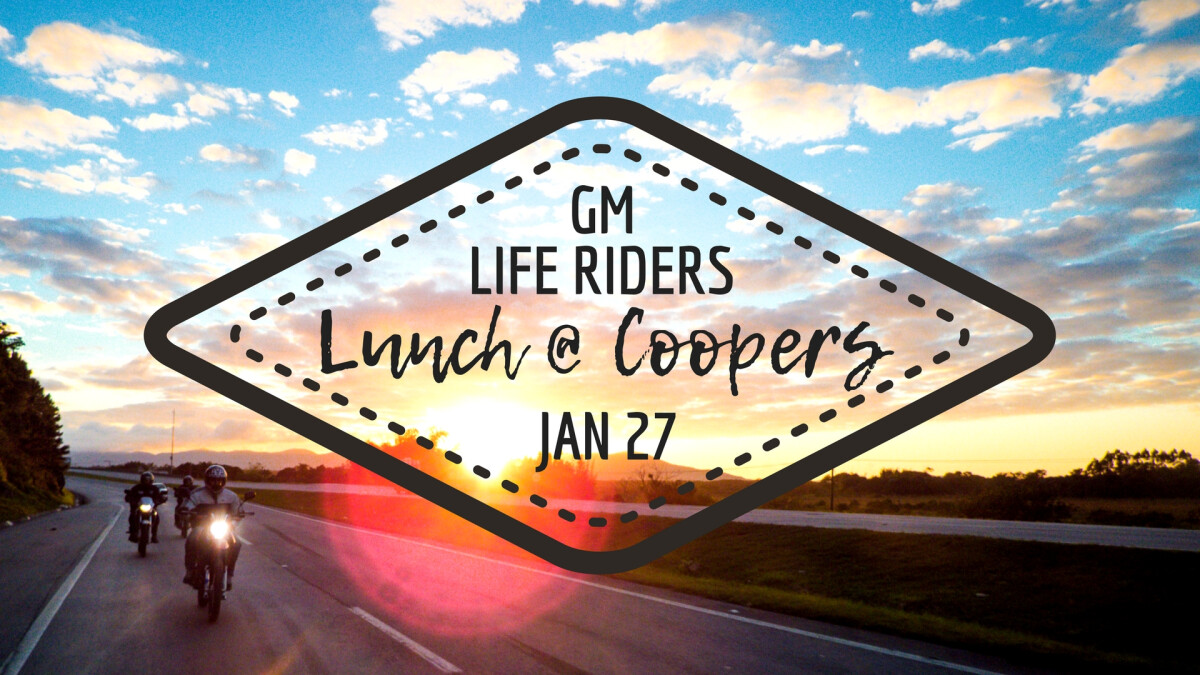 GM Life Riders: Coopers in Christoval