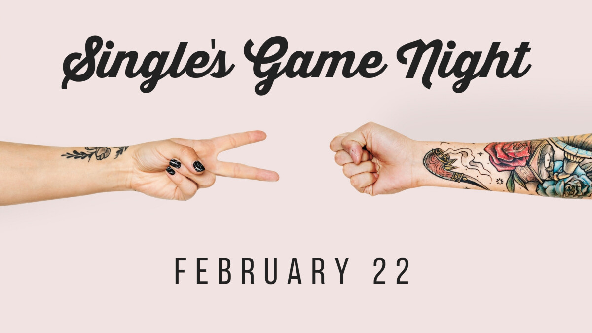 GM Singles - Game Night