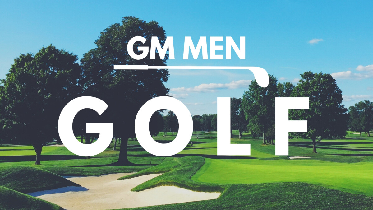 GM Men - Golf