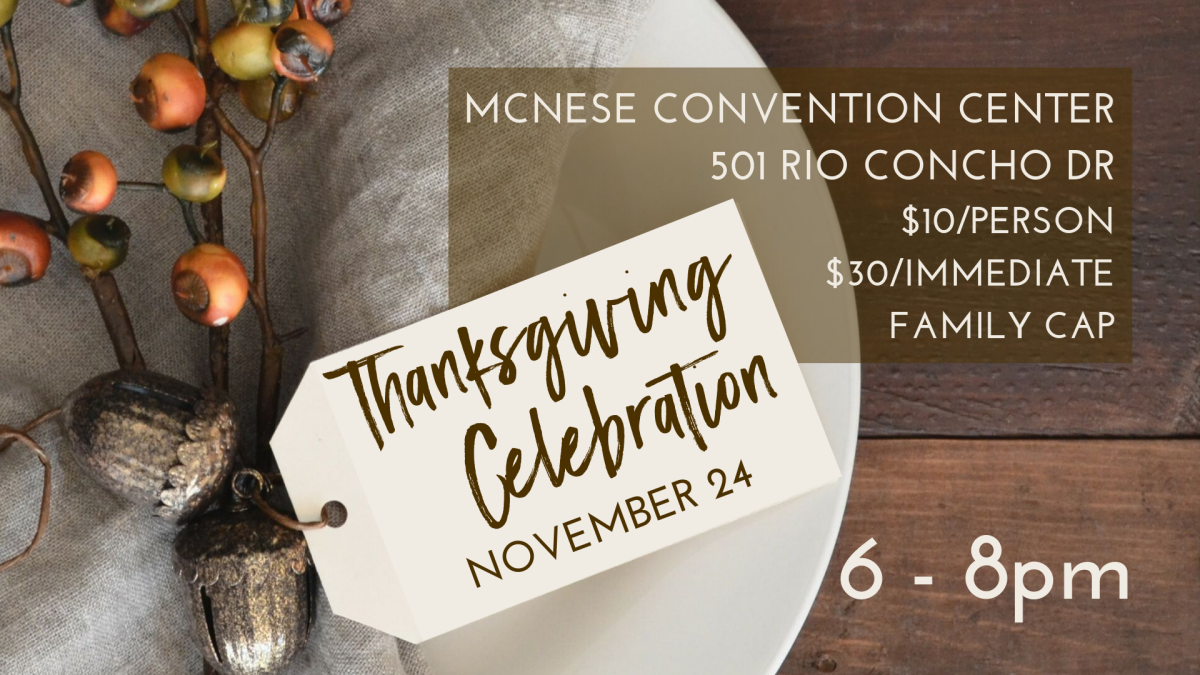 Churchwide Thanksgiving Celebration
