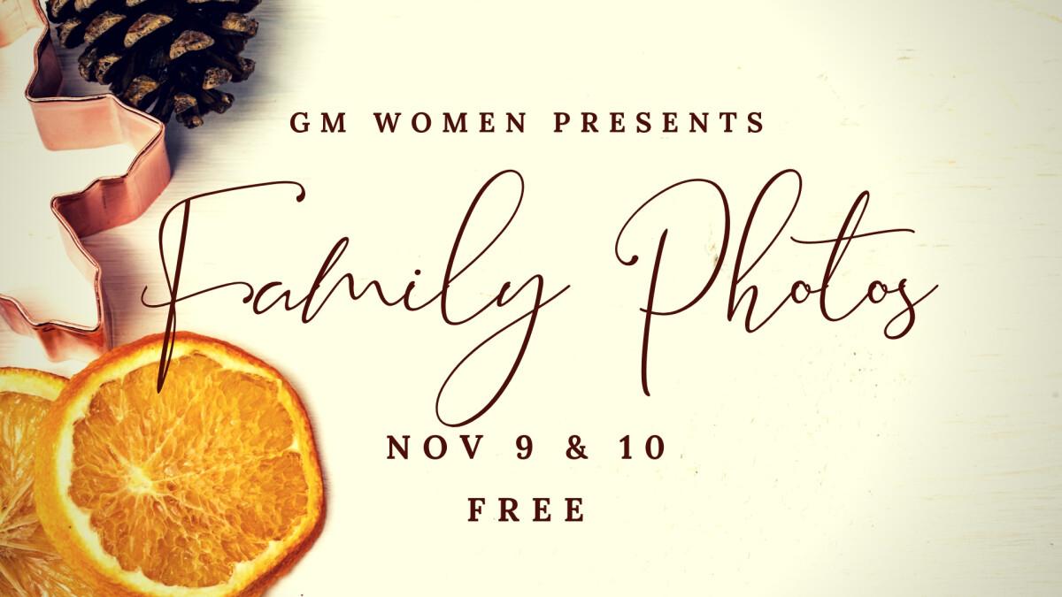 GM Women - Family Photos