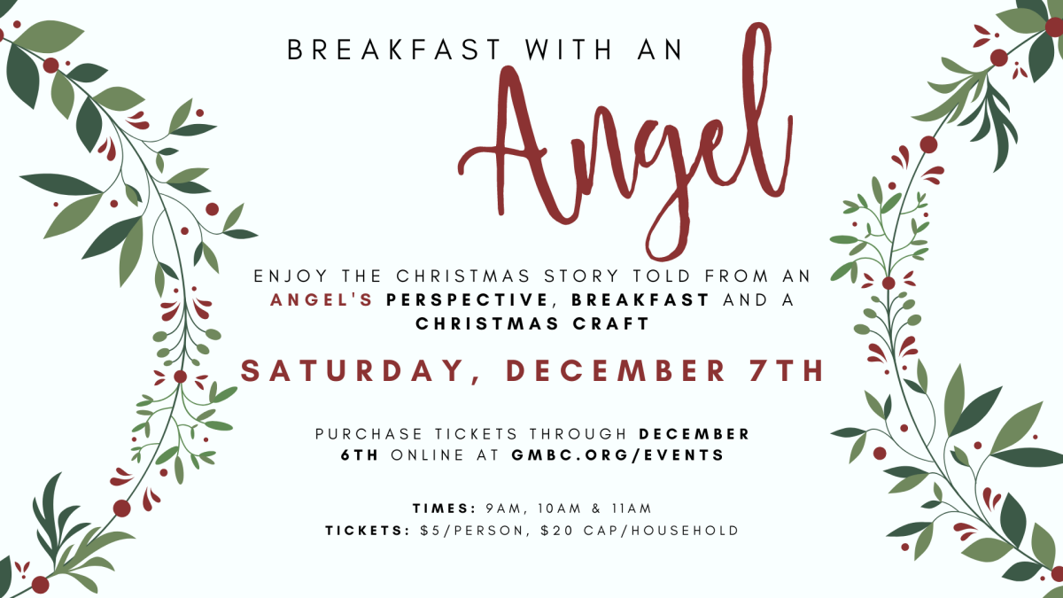 GM Kids - Breakfast with an Angel