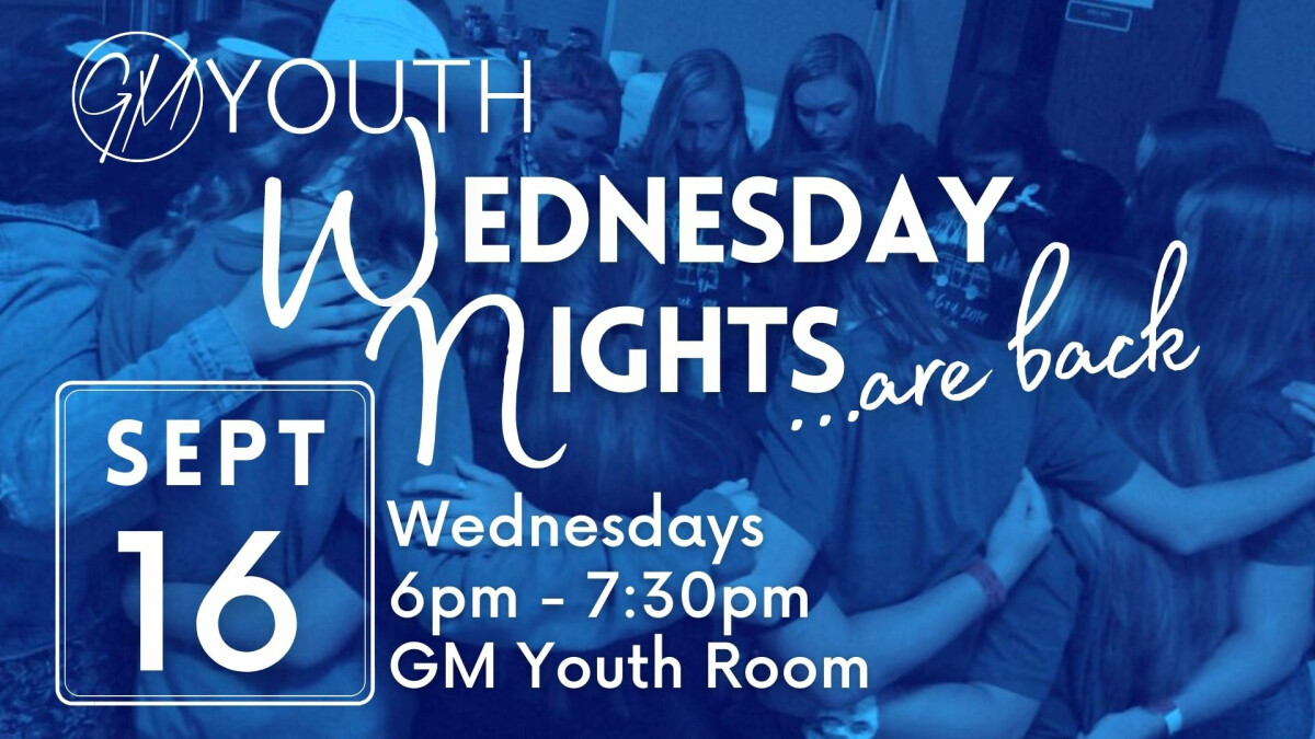 GM Youth - Youth Group