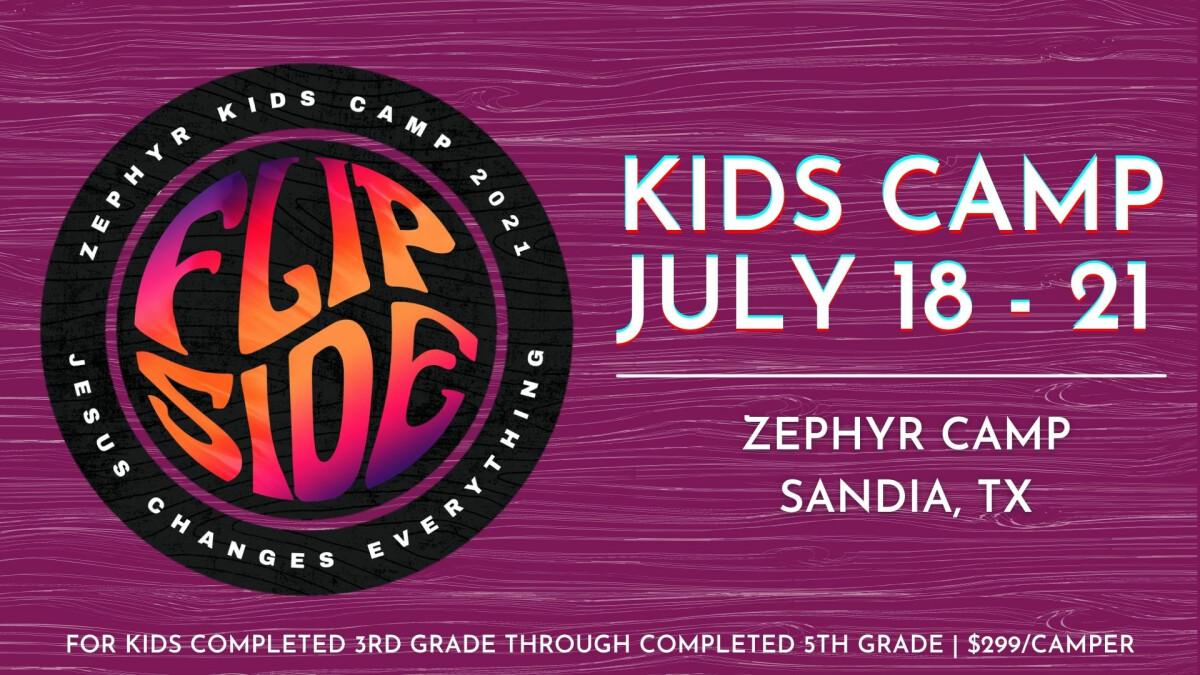 GM Kids- Kids Camp 2021