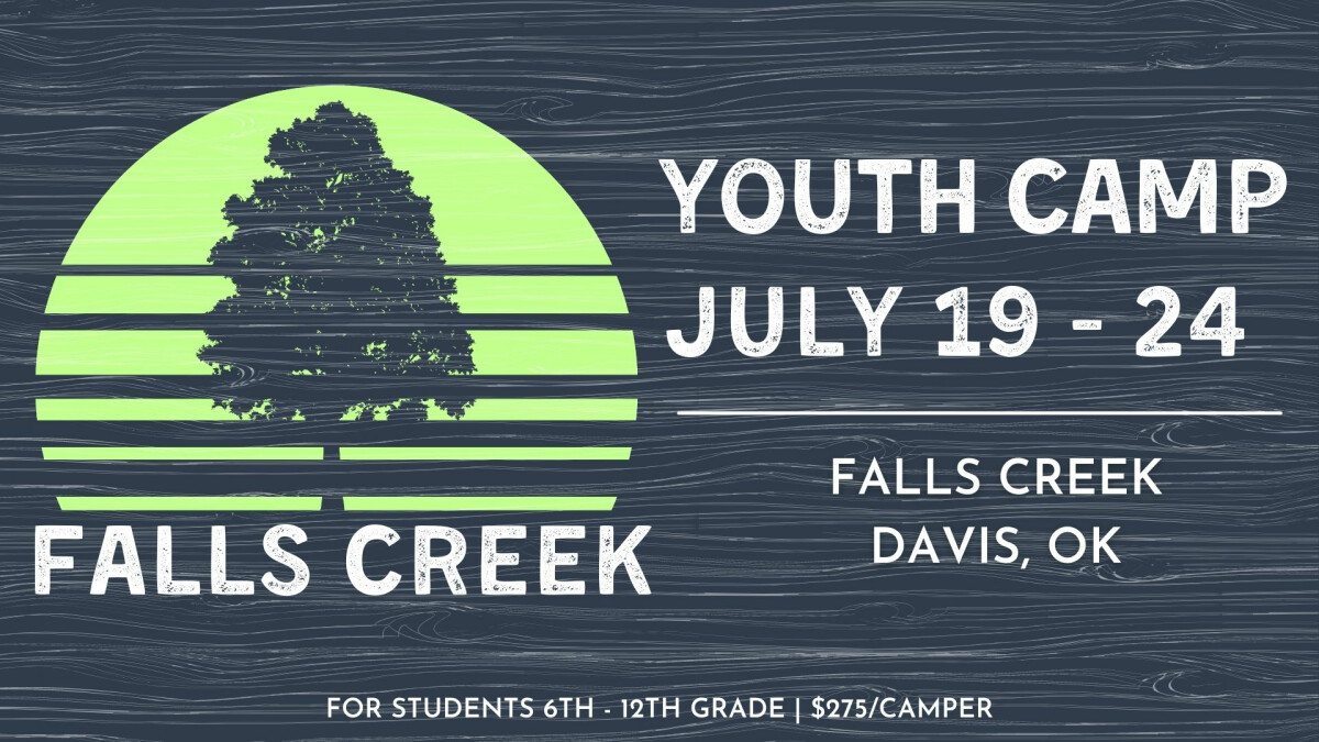 GM Youth - Falls Creek Summer Camp 2021