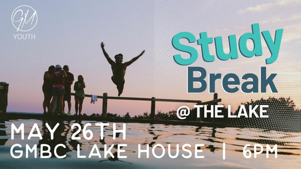 Youth Study Break at the Lake