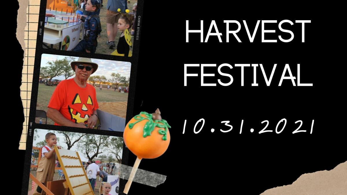 GM Kids - Harvest Festival 2021